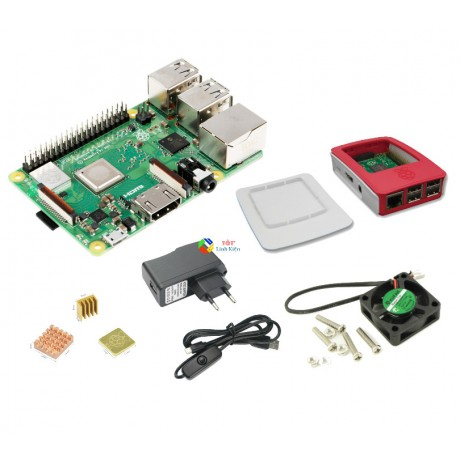 Bộ Raspberry Pi 3 Model B+ Combo KIT 1